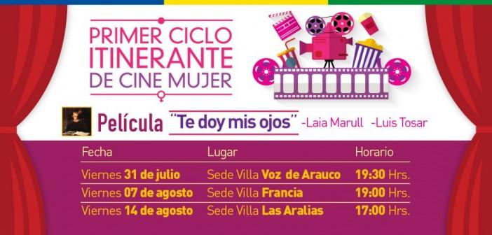 Cine Mujer 2015