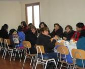 Oficina de la Mujer realiza desayuno con directivas de Talleres Municipales