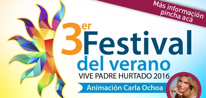 3er Festival del verano