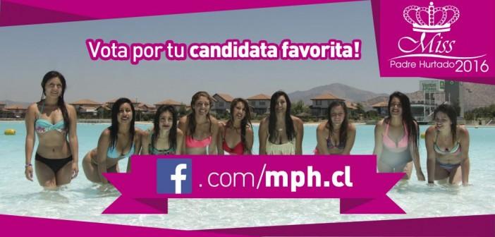 Vota por tu candidata!