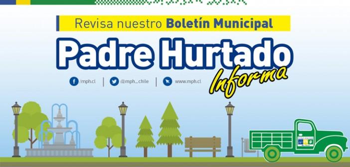 Boletín Municipal junio 2016