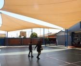 Nuevo avance en la infraestructura de los colegios municipales