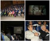 200 adultos mayores disfrutaron de una mañana de cine