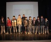 Juegos Deportivos Escolares realizó su ceremonia de premiación