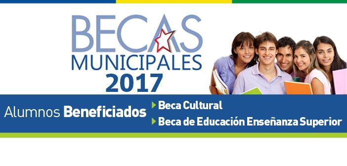 Resultados Becas 2017