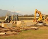 Comienzan los trabajos de urbanización en Las Aralias y Santa Fe
