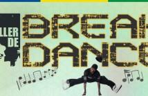 Slide Taller Break Dance