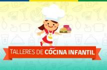 Slide talleres cocina infantil