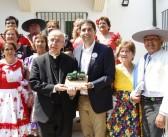 Comuna de Padre Hurtado entregó obsequio para Su Santidad Francisco I