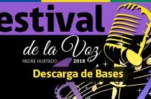 Slide Festival de la Voz 2018