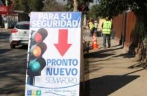 trabajos semáforo