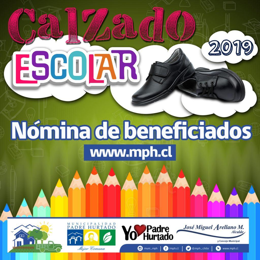 afiche calzado 2019