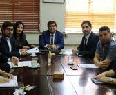 Directiva del APR La Esperanza y José Miguel Arellano se reúnen con el Director de Obras Hidráulicas