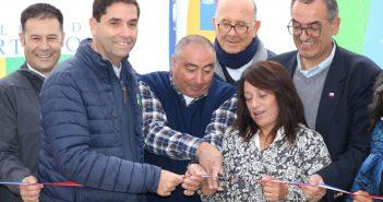Celebra San Ignacio, Inauguración de lasObras de los Pavimentos Participativos