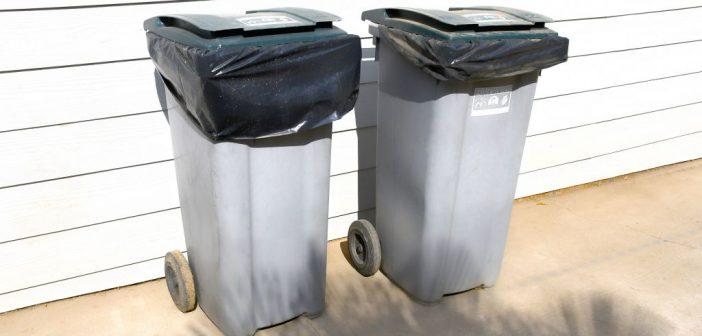 Contenedores de basura para todos los hogares y plan piloto de reciclaje