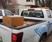 La Municipalidad de Padre Hurtado no para de trabajar con los vecinos frente al avance del Coronavirus